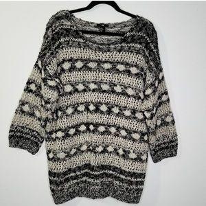 H&M Knit Tunic Sweater